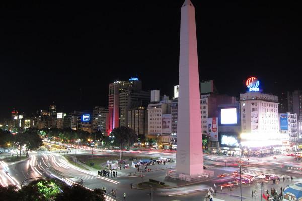 Buenos Aires - Vsa letališča