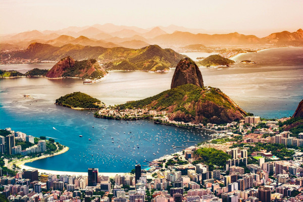 Rio de Janeiro - Vsa letališča