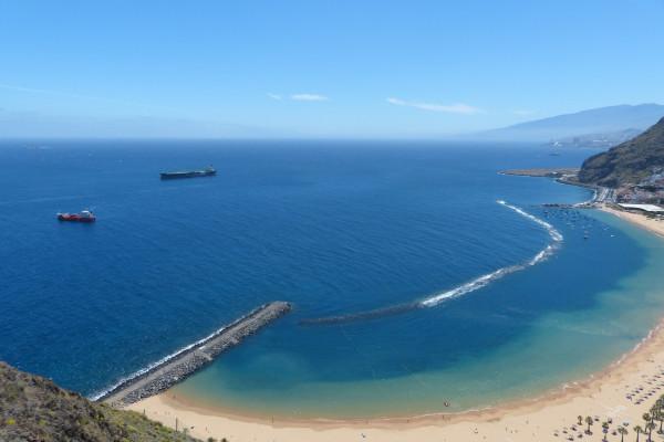 Tenerife - sever